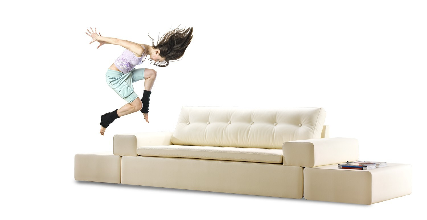 sofa a medida eco